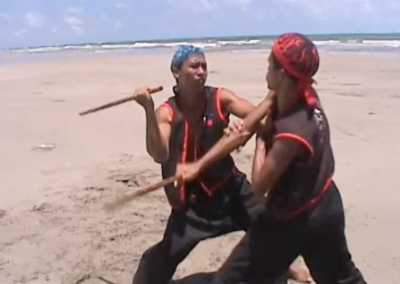 FILIPINO STICK FIGHTING