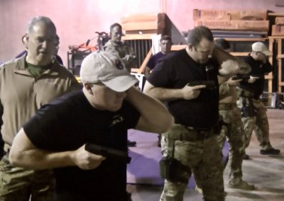 SWAT CQB TRAINING